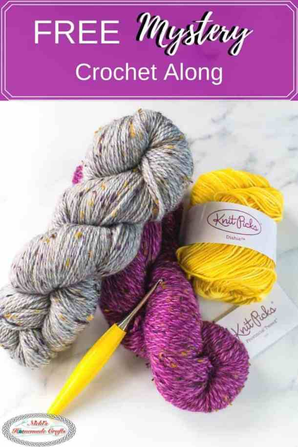 Worsted Mystery Crochet Along