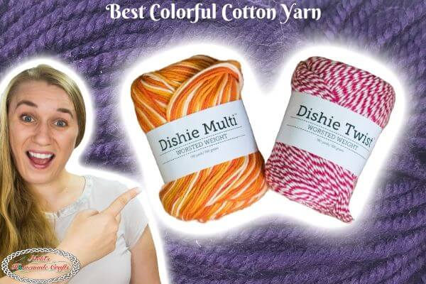 Best Colorful Cotton Yarn