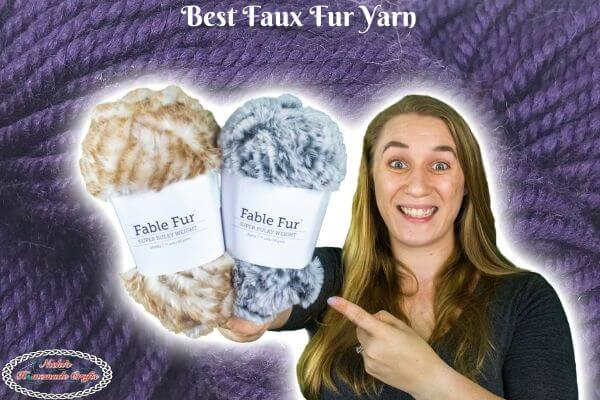 Best Faux Fur Yarn