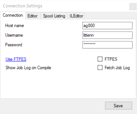 Free RPG Editor - ILEDITOR could be called RDi Lite ;) 2