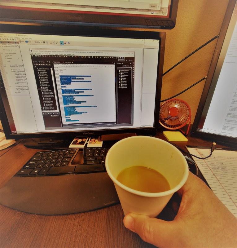 Tepid IBM i Programmers coffee