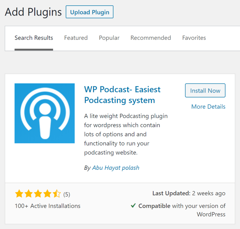 best podcast player wordpress plugin