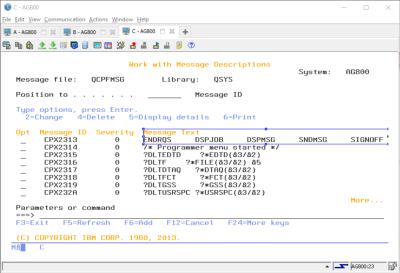 Windows Setup for IBM i Developers 10
