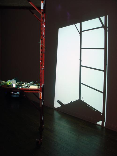 scaffolding process