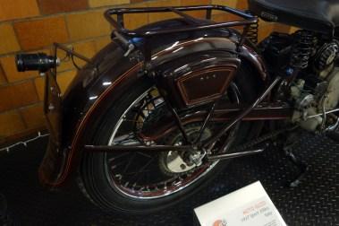 Moto Guzzi 1937 Sport 350 cc from Italy
