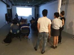 Flux Thursday presentations.