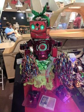Robot Band++ by Tetsuji Katsuda