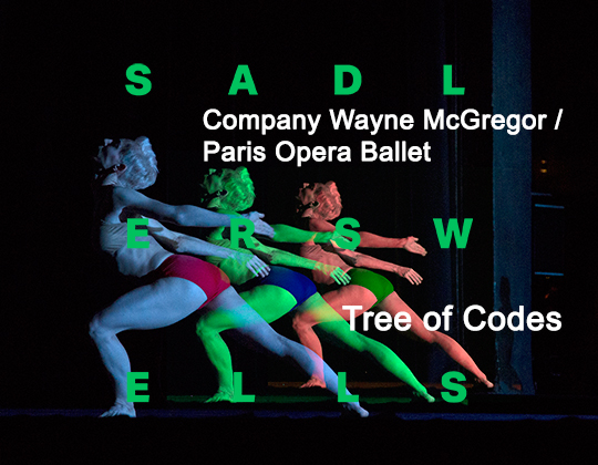 Tree of Codes @ Sadler's Wells