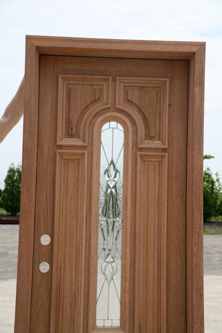 Back Door And Side Doors