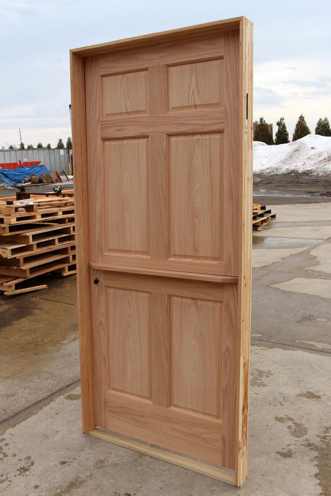 Build Interior Door Jamb
