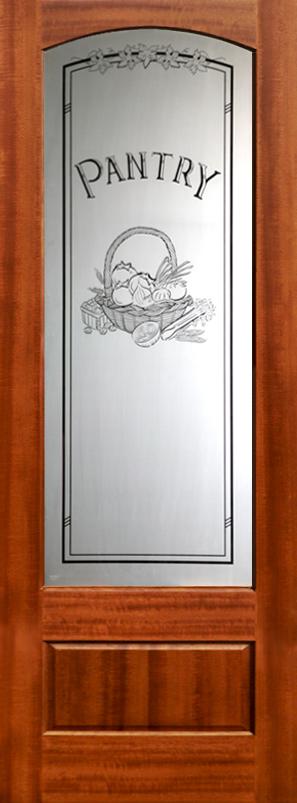 Interior Doors Wood Solid Mahogany 6 Panel Doors