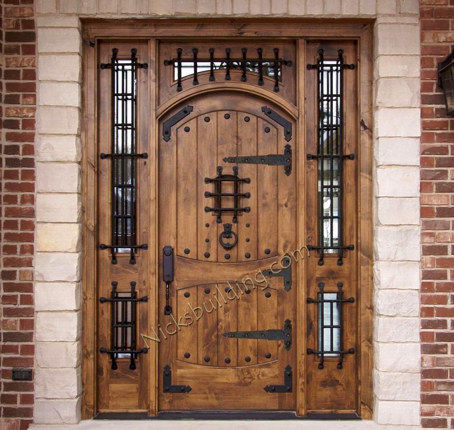 Modern pooja room door designs for Belizean style house plans