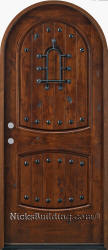 Arched Top Exterior Doors Round Top Front Doors Radius Top Entry Doors For Sale In Michigan