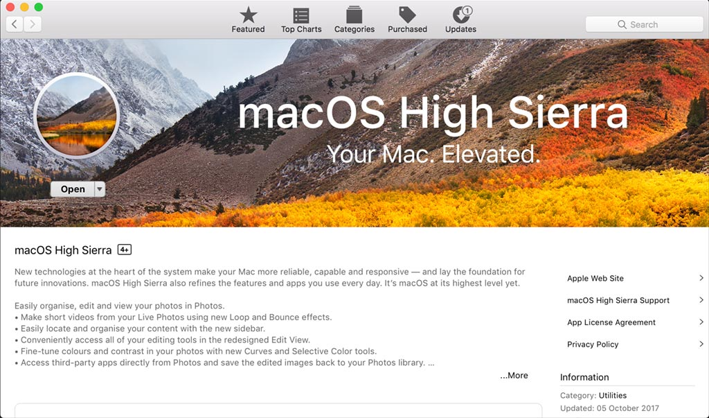 Installing macOS High Sierra on Proxmox 5 2 – ITSolutionDesign