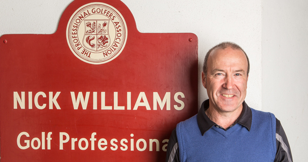 Nick Williams Golf Professional