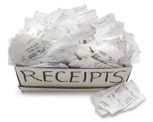 Receipts Make Money