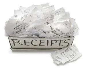 Receipts Make Money
