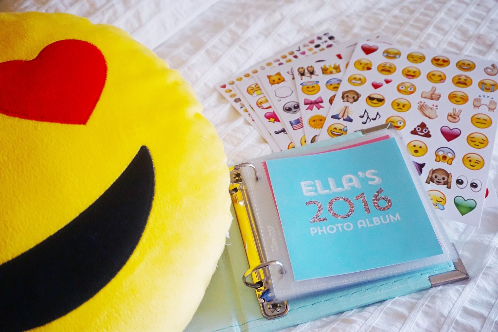 Ella's 2016 Mini Photo Album + Interview