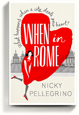 When in Rome, novel by Nicky Pellegrino