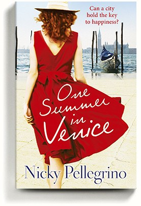 One Summer in Venice, novel by Nicky Pellegrino