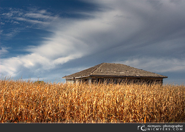 Old Barns of Iowa 4