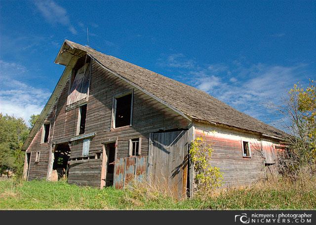 Old Barns of Iowa 6