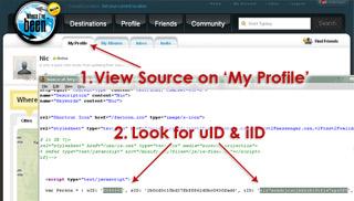 Wordpress Where I've Been Screenshot 02