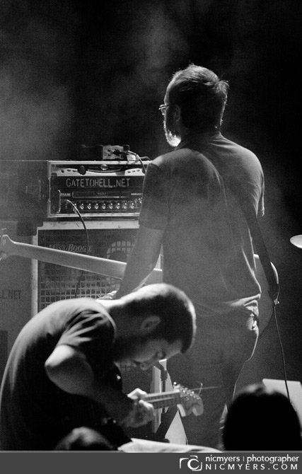 This Will Destroy You at Lido. Berlin, Germany 6