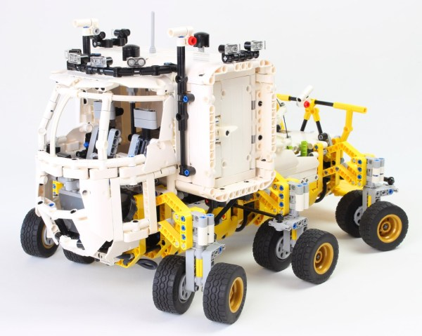 MultiMission Space Exploration Vehicle 171 Nico71s Creations