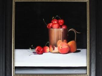 Seeing in Stillness – An Exhibition of Still Life Oil Painting at Worcester Cathedral