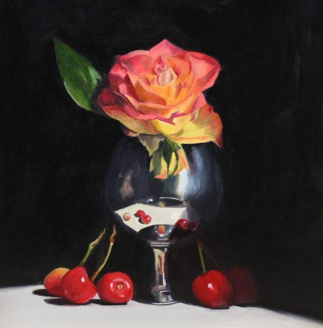 New Still Life painting