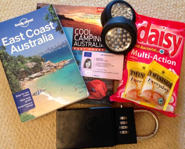 My essentials for planning a road trip on the east coast of Australia