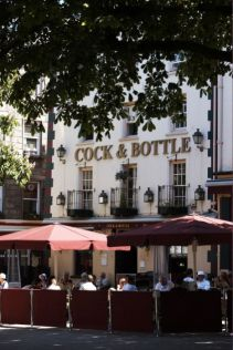 The Cock & Bottle, Royal Square, St Helier