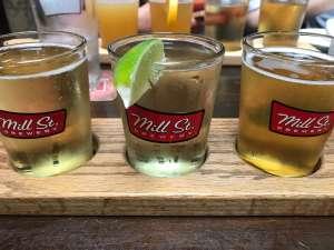 Mill Street Brewery, Distillery District, Toronto.