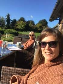 Norton Park spa break, Winchester.