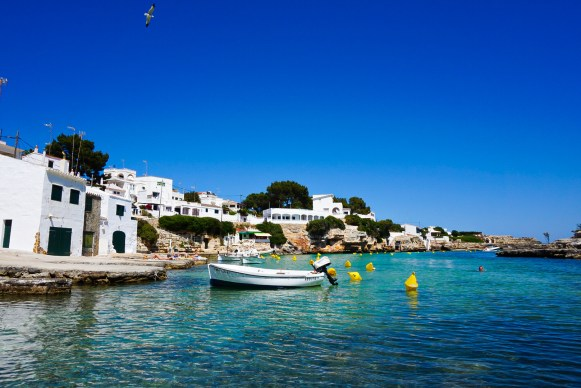 Cala Alcaufar, Menorca