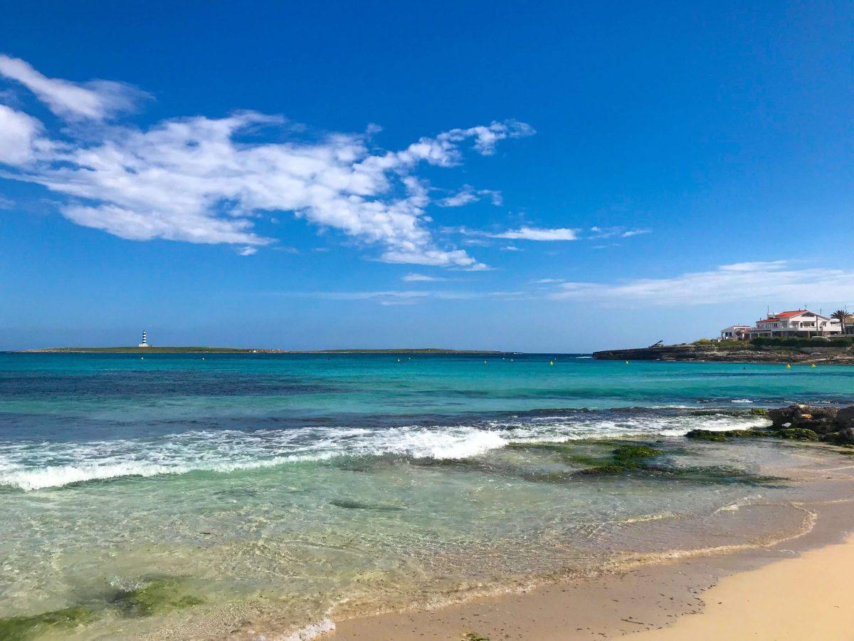 Punta Prima Beach, Menorca