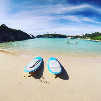 SUP Bermuda