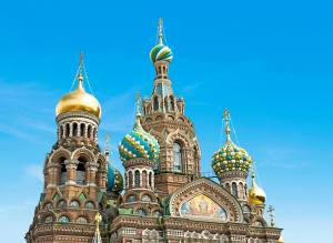 Church of the Resurrection of Christ St Petersburg Russia Copyright MSC Rights