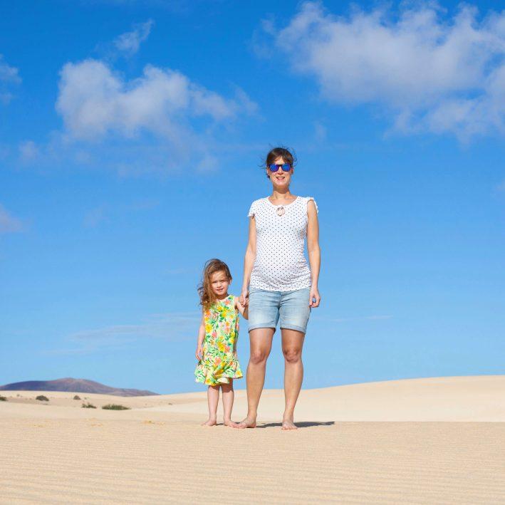 Fuerteventura, a winter sun holiday destination.