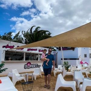 Sunset Lounge, Corralejo, Fuerteventura