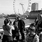 Londra, Westminster Bridge, 2012