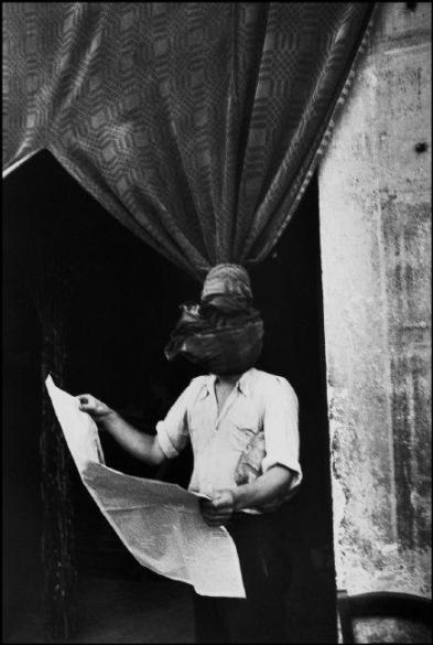 Henri Cartier-Bresson, Tuscany, 1933