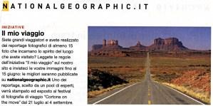 "Da ""National Geographic"", Aprile 2011"