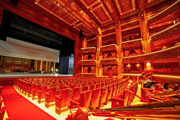Royal Opera House in Muscat, Oman