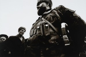 Omar Hadji Khasharov, tué par les Troupes Spéciales russes en mars 1995,