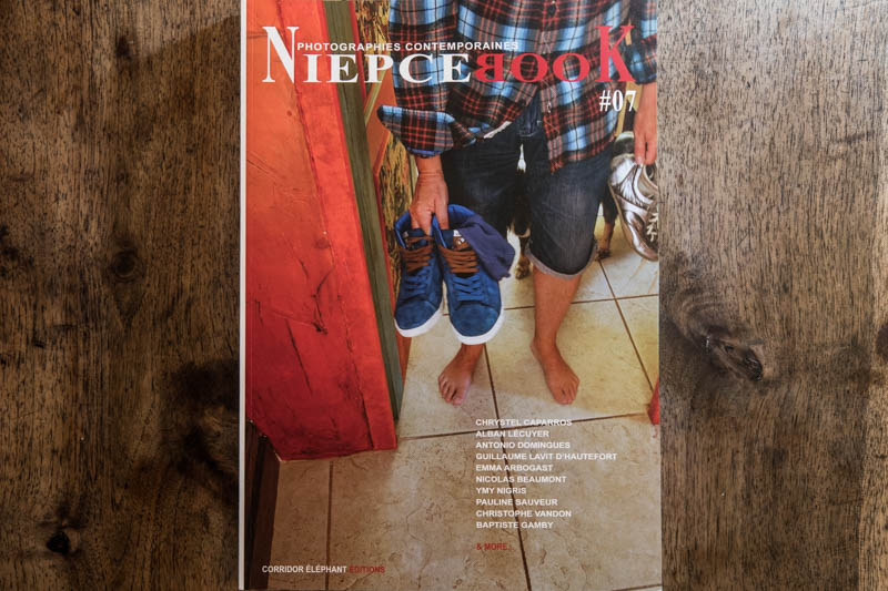 Couverture du Niepcebook #07