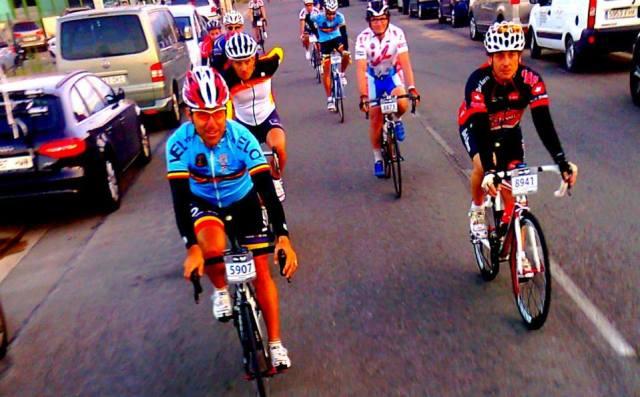 entrenamiento ciclista para cicloturistas con poco tiempo