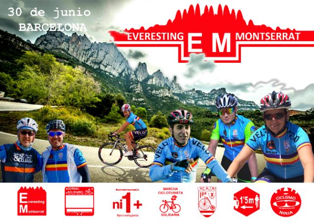 Everesting Montserrat