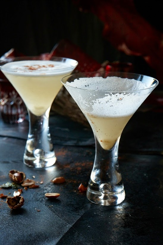 Chilli And Lychee Martini